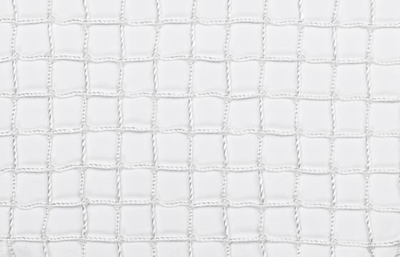 BÜHNENNETZE 6 x 6 mm weiß